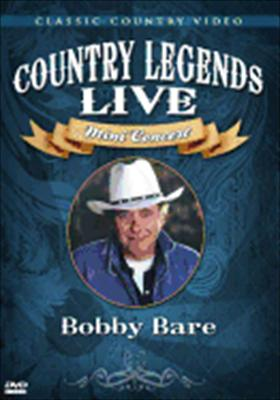 Bobby Bare: Country Legends Live Mini Concert