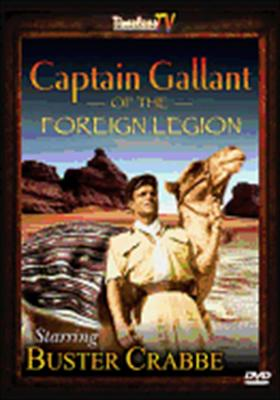 Captain Gallant of the Foreign Legion