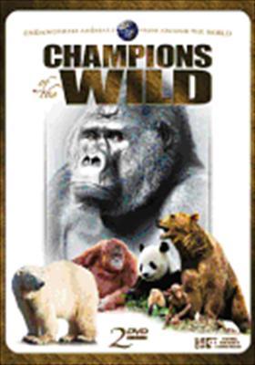 Champions of the Wild: Primates, Pandas & Bears