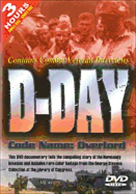 D-Day Code Name Overlord
