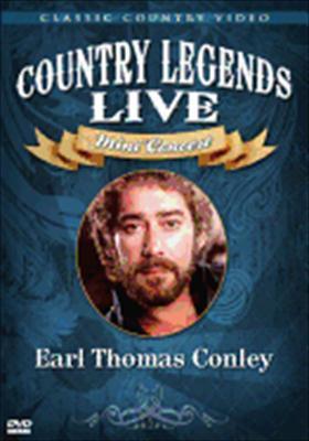 Earl Thomas Conley: Country Legends Live Mini Concert