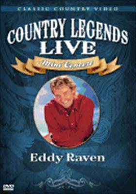 Eddy Raven: Country Legends Live Mini Concert
