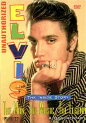 Elvis-Man Music & Legend Box Set