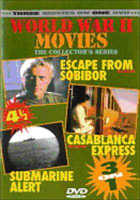 World War II Movies: Escape from Sobibor...