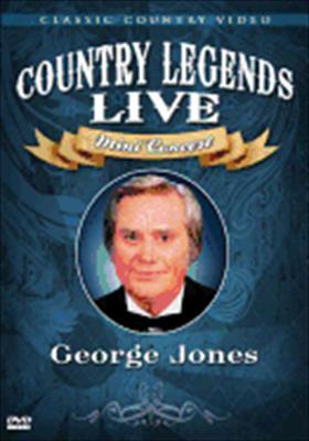 George Jones: Country Legends Live Mini Concert