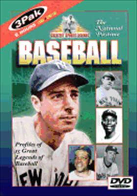 Baseball: The National Pastime