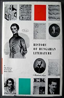 History of Hungarian Literature.