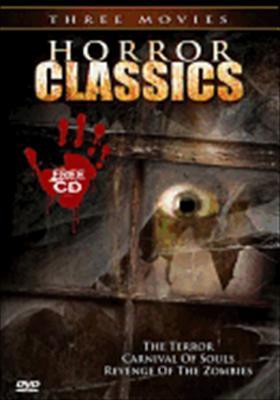 Horror Classics: Jack Nicholson & David Carradine