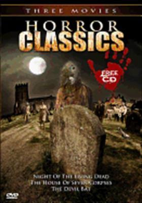 Horror Classics: Zombies, Tormented Souls & Monstrous Bats