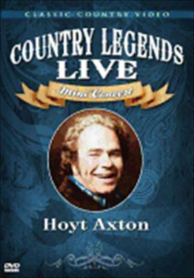 Hoyt Axton: Country Legends Live Mini Concert