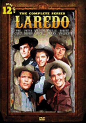Laredo Complete Series 1965-1967