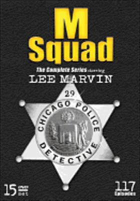 M Squad: The Complete Series 1957-1960