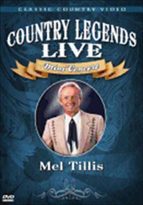 Mel Tillis: Country Legends Live Mini Concert