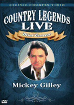 Mickey Gilley: Country Legends Mini Concert