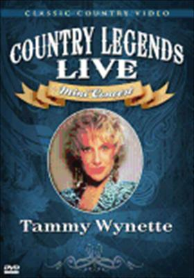 Tammy Wynette: Country Legends Live Mini Concert