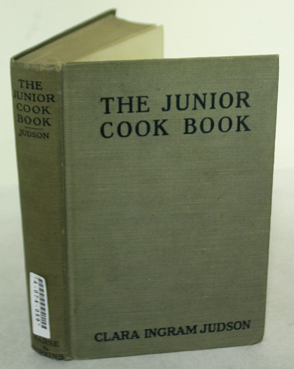 The junior cook book