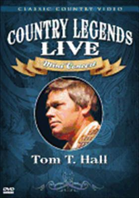 Tom T. Hall: Country Legends Live Mini Concert