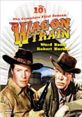 Wagon Train: The Complete First Season