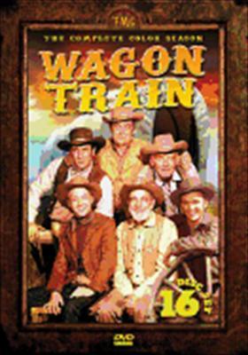 Wagon Train: The Complete Color Season