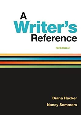 A Writer's Reference - 9th Edition