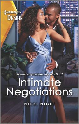 Intimate Negotiations: A workplace surprise pregnancy romance (Blackwells of New York, 1)