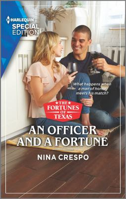 An Officer and a Fortune (The Fortunes of Texas: The Hotel Fortune, 5)