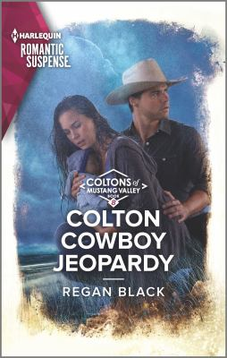 Colton Cowboy Jeopardy (The Coltons of Mustang Valley)