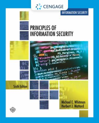 Principles of Information Security - 6th Edition