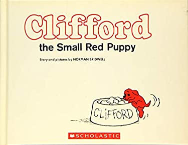 Clifford the Small Red Puppy: Vintage Hardcover Edition