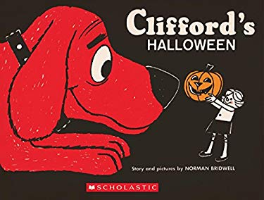 Clifford's Halloween (Vintage Hardcover Edition)