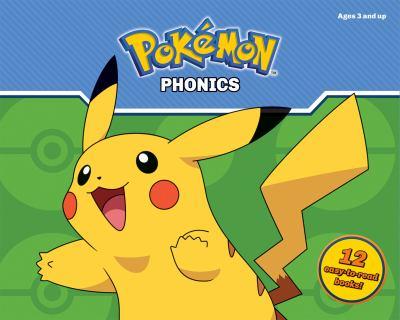 Phonics Reading Program (Pokmon)