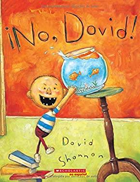 No, David! (David Books) (Spanish Edition)