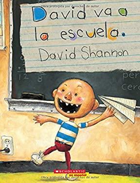 David va a la escuela (David Books) (Spanish Edition)