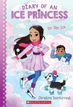 On Thin Ice (Diary of an Ice Princess #3) (3)