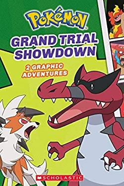Grand Trial Showdown (Pokmon: Graphic Collection #2) (2)