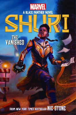 The Vanished (Shuri: A Black Panther Novel #2) (2)