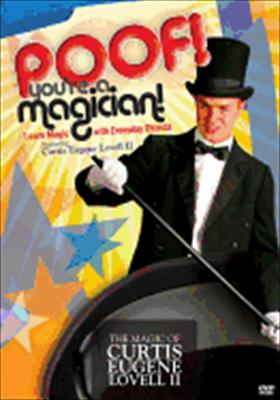 Poof! You're a Magician!