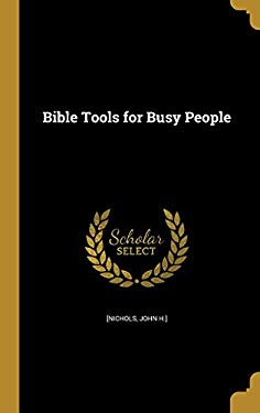 Bible Tools for Busy People