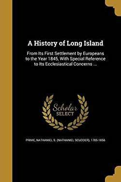 A History of Long Island