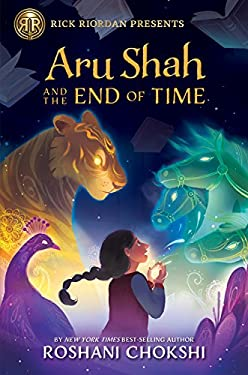 Aru Shah and the End of Time (A Pandava Novel Book 1) (Pandava Series)