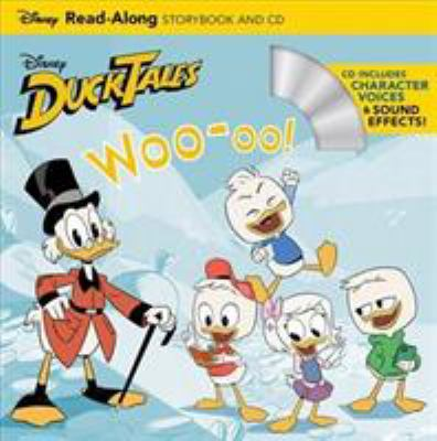 DuckTales: Woo-oo! Read-Along Storybook and CD