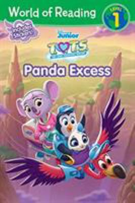 World of Reading: T.O.T.S. Panda Excess (Level 1 Reader with Stickers)