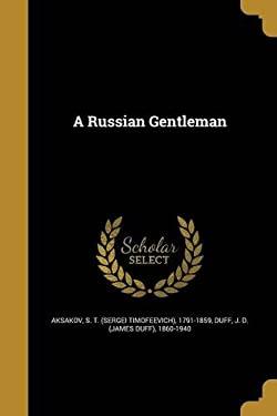 A Russian Gentleman
