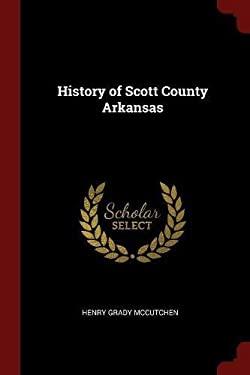 History of Scott County Arkansas