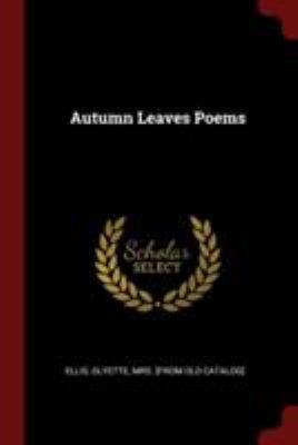 Autumn Leaves Poems