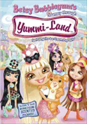 Betsy Bubblegum's Journey Through Yummi-Land