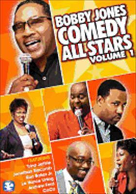 Bobby Jones Comedy All Stars Volume 1