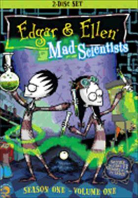 Edgar & Ellen: Season 1, Volume 1 Mad Scientists