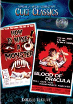 How to Make a Monster / Blood of Dracula