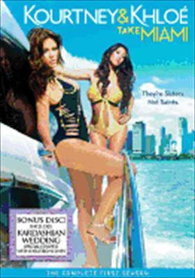 Kourtney & Khloe Take Miami: The Complete First Season